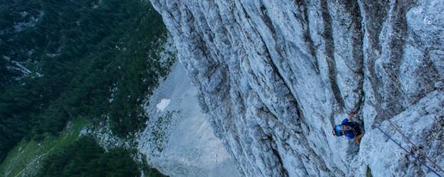 Veliki Draški vrh – DKV