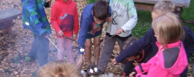 poletni tabor v Logarski dolini