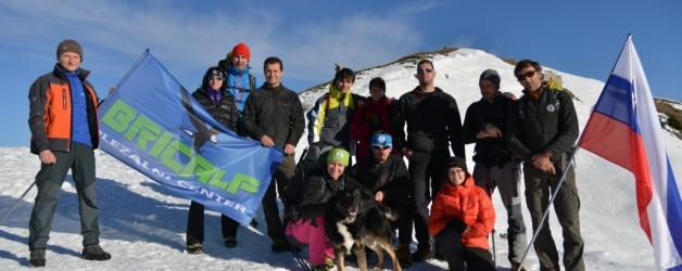 Alpinistični krst – december 2013