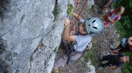 Plezalno-planinski tabor za otroke – 12.-17.7.2020 in 19.-24.7.2020