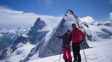 Haute Route – turno prečenje osrednjih Alp