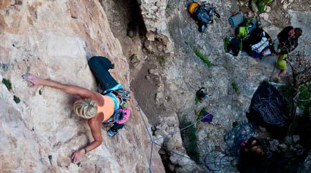 Začetni tečaj športnega plezanja