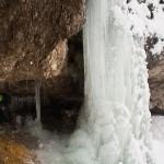 Iskanje slapov v zahodnih Julijcih