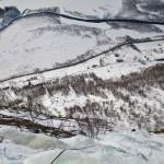 Uživaška plezarija z lepimi razgledi in soncem (ja, tebe gledam, Rjukan!)