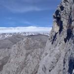 Oblaki nad Velebitom