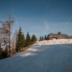 Planinska koča na planini Korošica