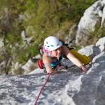 Veselje ob plezanju in grabljenju šalc:)