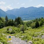 Dostop do plezališča Kegl